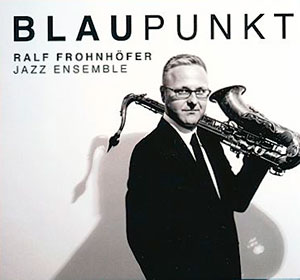 Ralf Frohnhöfer - Blaupunkt - Cover