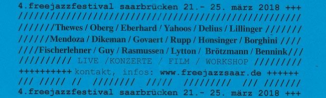 Freejazzfestival Saarbrücken