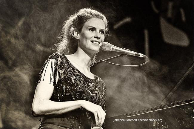 Johanna Borchert - Foto: Schindelbeck