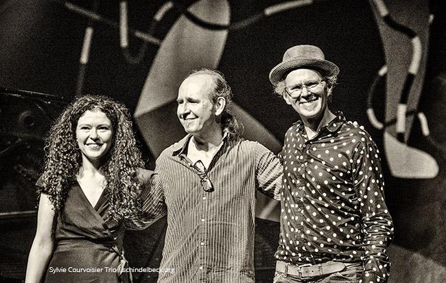 Sylvie Courvoisier Trio - Foto: Schindelbeck