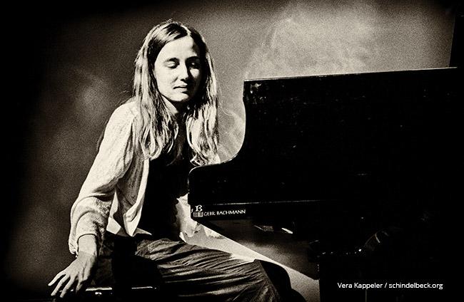 Vera Kappeler - Foto: Schindelbeck