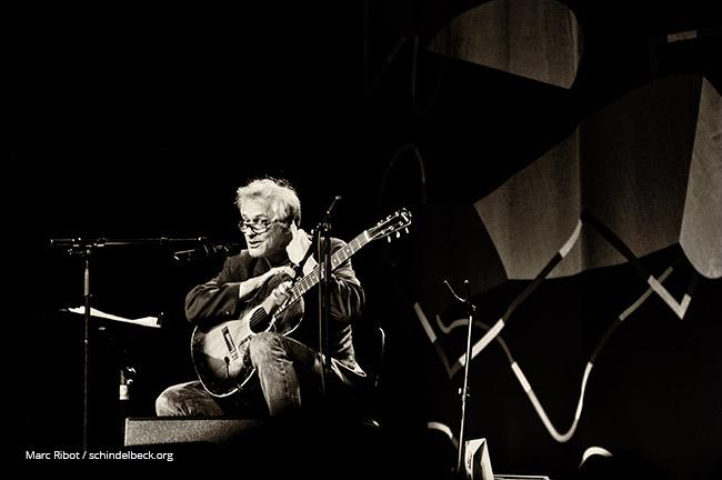 Marc Ribot - Foto: Schindelbeck