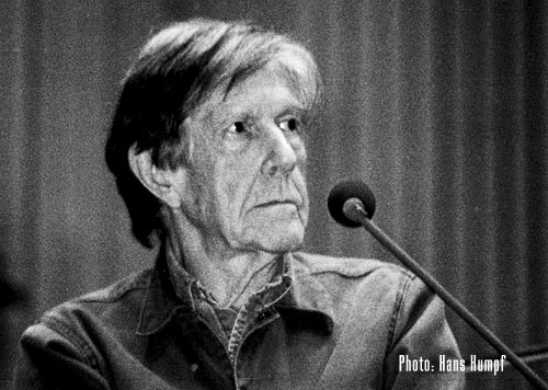 John Cage - Photo: Kumpf