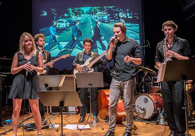 Beatles Jazz Experience - Photo: Mümpfer