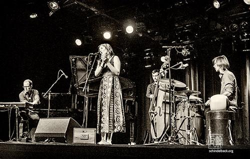 Filippa Gojo Quartett - Foto: Schindelbeck